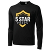 5 Star Preps Competitor L/S Tee