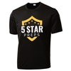 5 Star Preps Competitor Tee